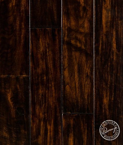 Provenza Custom Gallery Black Moss 133 Floor Sample Close-Up