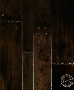 Hardwood Floor Sample Provenza Custom Gallery Chocolate 141