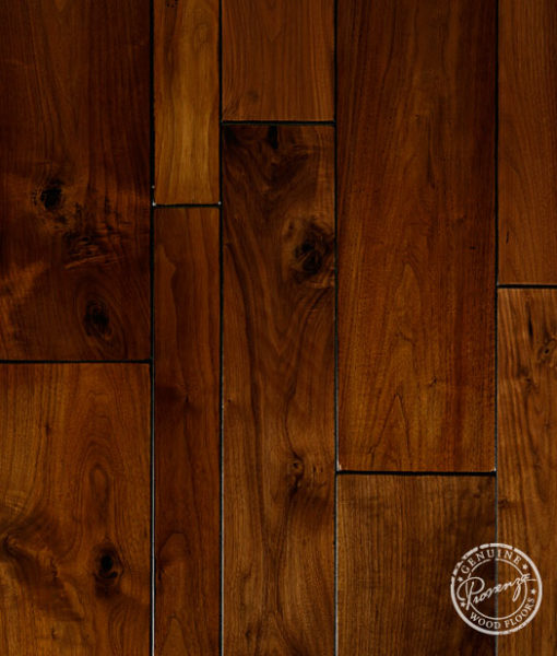 Provenza Hardwood Floor Custom Gallery Clove 160 Floor Sample Close-Up