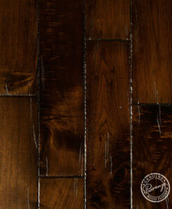 Hardwood Floor Provenza Custom Highlights 186 Sample