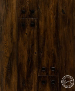 Hardwood Floor Provenza Custom Burnt Oak 233 Sample