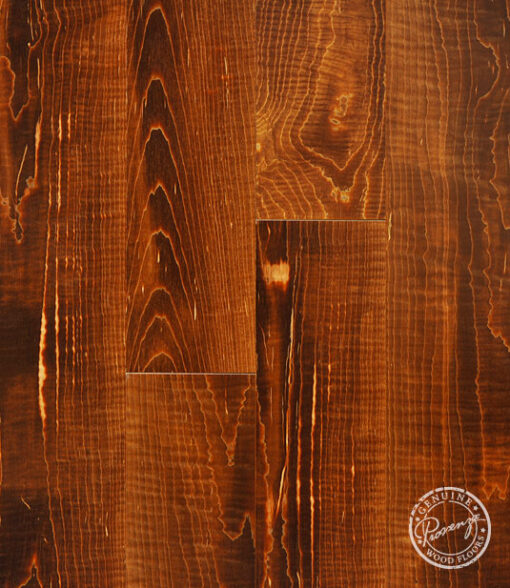 Hardwood Floors from Provenza Amber Example