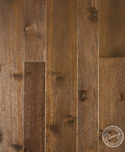 Hardwood Provenza Modern Rustic Burnt Hardwood Moss Floor Sample