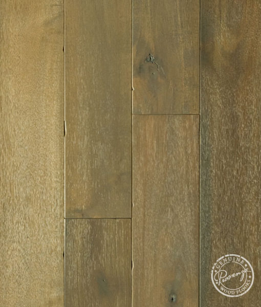 Provenza Modern Rustic River Rock Floor Sample Close-Up
