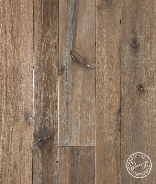 Provenza Modern Rustic Twilight Brown Floor Sample Close-Up