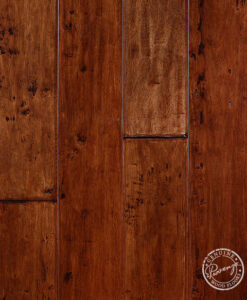 Hardwood Floor Provenza Antico Auburn Sample