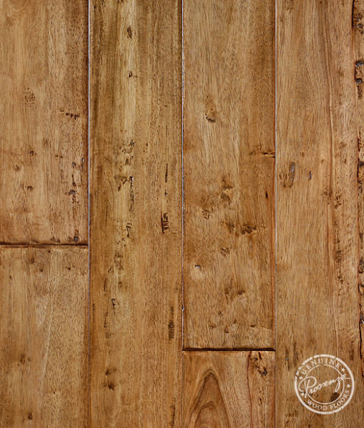 Provenza Hardwood Antico Chamboard Floor Sample Close-Up
