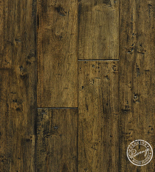 Hardwood Floor Provenza African Plains Black River Sample Close-Up