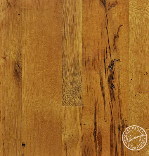 Provenza Heartland Reclaimed Oak Remilled Floor Sample Close-Up